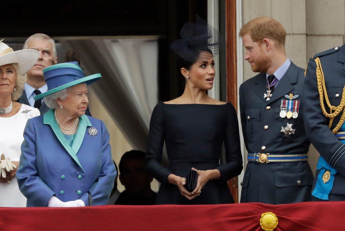 Меган Маркл и принц Гарри хотят крестить дочь в Великобритании
