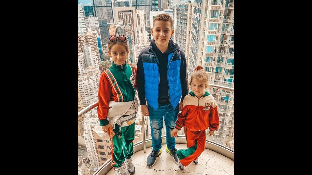 Курбан Омаров посвятил пост своим детям