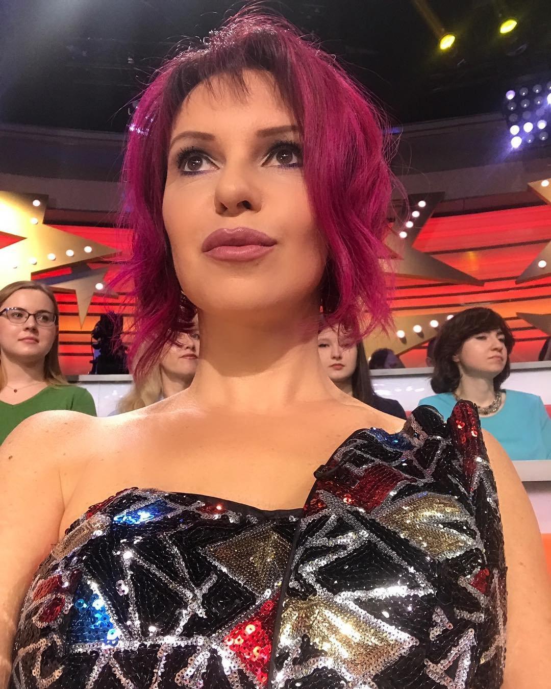 Наталья Штурм сообщила, что сын не хочет с ней общаться